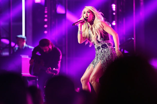 Carrie Underwood Is Returning To American Idol As Superstar