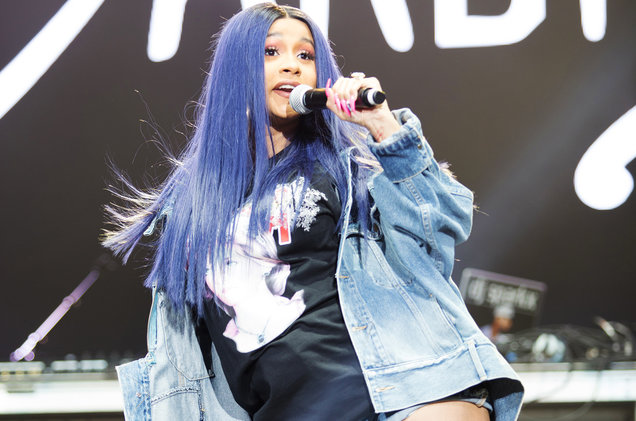 Cardi B Hand Tattoos: Judge Questions The Worth Of An Allegedly Illicit Tattoo