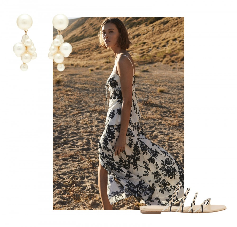 Image may contain Clothing Apparel Dress Female Human Person Evening Dress Gown Robe Fashion and Woman