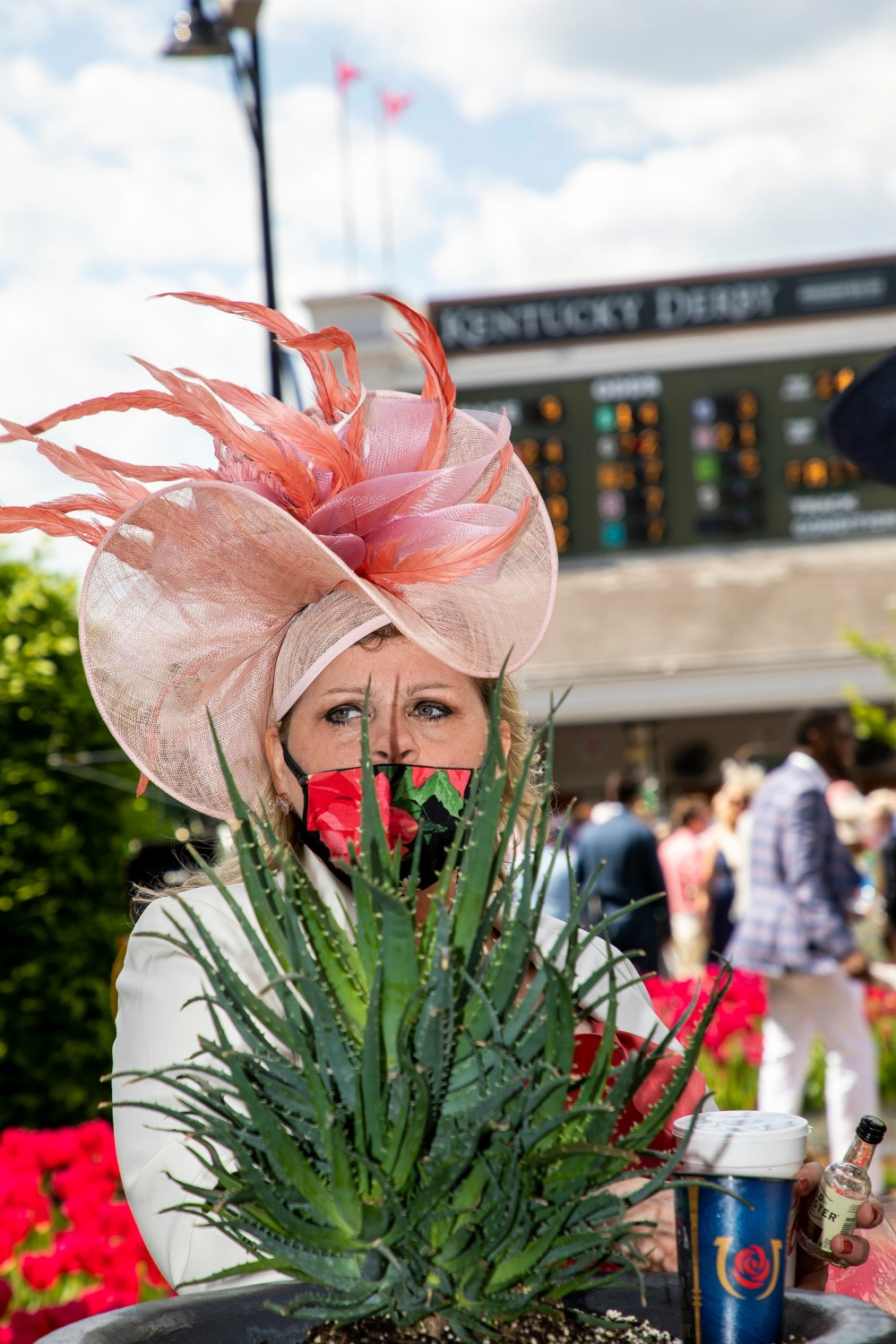 The Kentucky Derby  Returned in Full Force This Weekend
